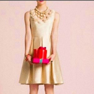 Kate Spade Wedding Bells Rosette Dabney  Dress 10